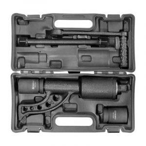 Гайковерт ручной механический удлиненный 1″DR с торцевыми головками 32 мм, 33 мм Thorvik LSW3