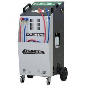 Установка автоматическая для заправки автомобильных кондиционеров Nordberg NF12S