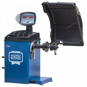 Балансировочный станок автоматический, синий NORDBERG 4525